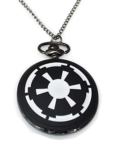 Kaiserreich. Krieg der Sterne. Uhr Halskette ansehen. Star Wars