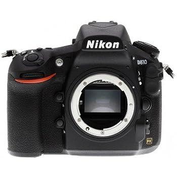 Nikon D810 Fotocamera digitale 37.09 megapixel