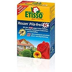 ETISSO® 1264-785 Rosan® Rosen- und Zierpflanzen Pilz-frei SC 100 ml für bis zu 40 Liter Rosenschutz
