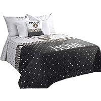 Amazon.fr : home sweet home   Dessus de lits et couvre lits