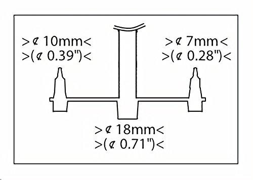 41pGlkW7EHL - Intex Double Quick II Hand Pump (58614)