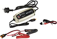 CTEK MXS 10 - Fully automatic battery charger (basic charging, renewal, maintenance charging of larger car, ca