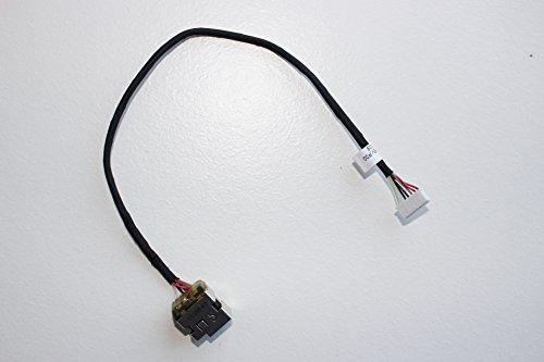 Netzteilbuchse für HP G72, CQ72, 35070SU00-H59-G, Strombuchse, Ladebuchse, DC Jack - Hp Dc Jack