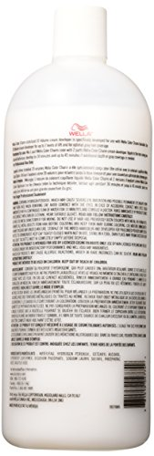 Wella Color Charm Cream Developer 20 Volume 946 ml