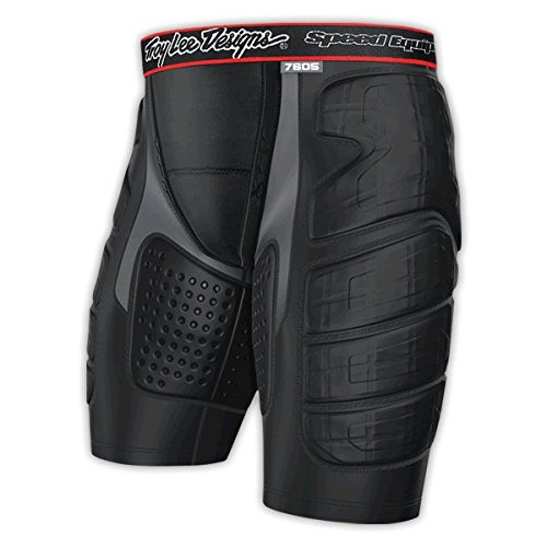 Troy Lee Designs Protektor-Short LPS 7605 Schwarz Gr. M