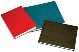 Hahnemuhle Carnet De Croquis D&S, 140gsm Book, noir with stitched binding, A3 Portrait