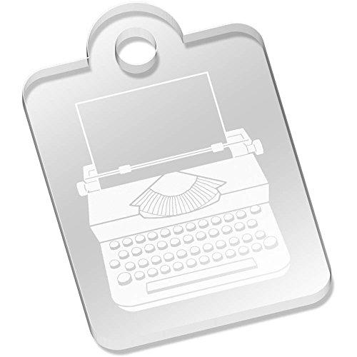 Preisvergleich Produktbild 'Schreibmaschine' Schlüsselanhänger (AK00001446)