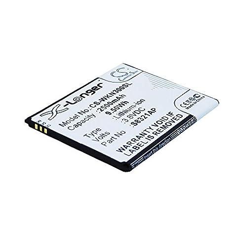 cellePhone Batterie Li-Ion pour Wiko Slide ( remplace S8321AP )
