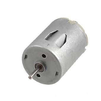 sourcingmap® 4,5 V DC 10000RPM 0.14A Micro moteur électrique pour jouets MOULURE