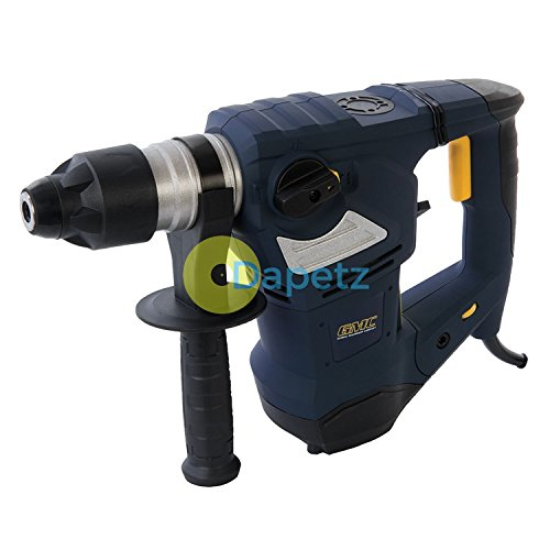 Sds-roto-hammer Bit (dapetz® Heavy Duty 1800W SDS Plus Hammerbohrer absteppungen DIY HSS Bohren)