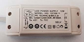 VIG led power supply 12 05–12C350 dc9 v...48 v k 350 mA