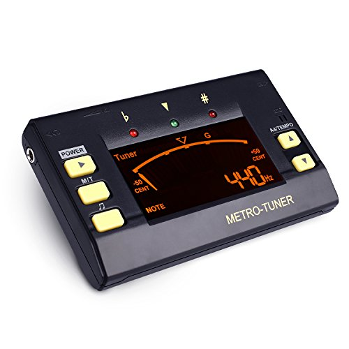 You will not find a better metronome for this price..............
