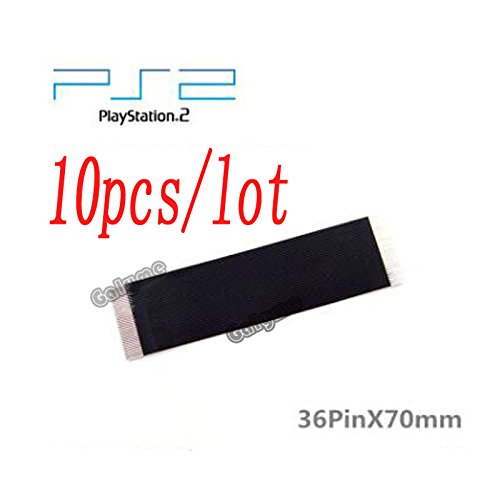 100/lot Memory Card Flachbandkabel Reparatur Teil für PS2Playstation 2Controller Port für 30000& 50003W 5W,
