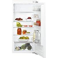 Bauknecht KVIE 2128 A++ Einbau-Kühlschrank mit Gefrierfach / Nische 122 / 177 kWh/Jahr / Kühlteil 173 L / Gefrierteil 18 L