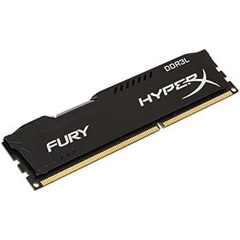 HyperX Fury - Memoria RAM de 4 GB DDR3L (1866 MHz, CL11, DIMM 240 ...