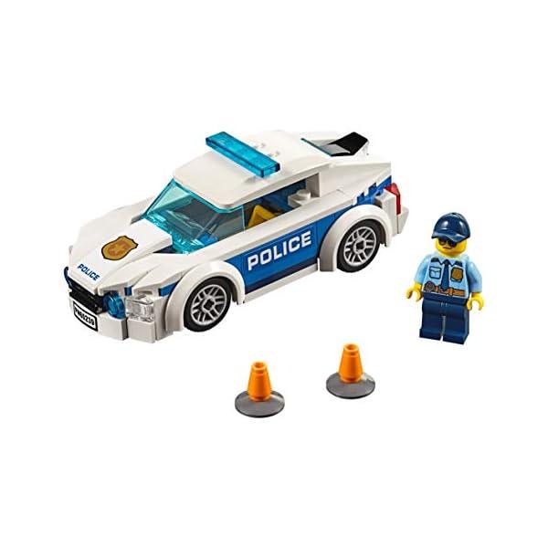 LEGO City - Auto di pattuglia della polizia, 60239 3 spesavip