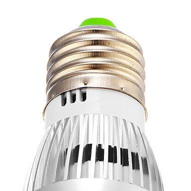 FDH E26/E27 Luces de velas LED SMD CA35 102 2,835 350 lm Blanco cálido de 220-240 V CA
