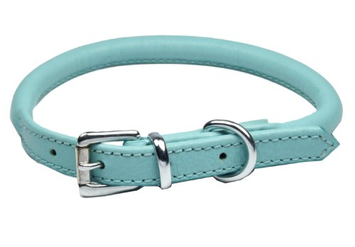 super-soft-best-rolled-leather-dog-collar-baby-blue-large-2050cm-fits-neck-sizes-from-1640cm-to-1846