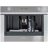 Smeg–CMSC451–Kaffeevollautomat, Edelstahl