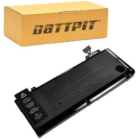 Battpit Bateria de repuesto para portátiles Apple MacBook Pro 13 inch A1278 2009 Version (5200mah /