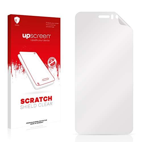 upscreen Scratch Shield Schutzfolie für Jiayu G5 Advanced – Kristallklar, Kratzschutz, Anti-Fingerprint