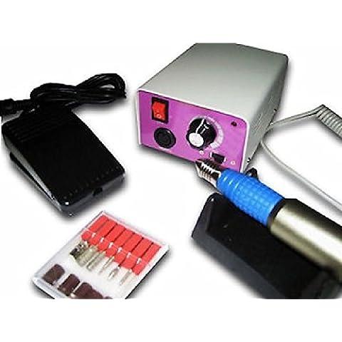 Kit per manicure pedicure unghie Electric Nail