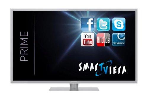 Panasonic TX-L47ETW50 119 cm (47 Zoll) Fernseher (Full HD, Triple Tuner, 3D, Smart TV) (Zoll 47 Tv 1080p)