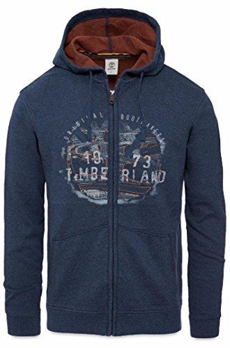 Timberland Giacchetto Uomo Blu 0yfcm (XL)