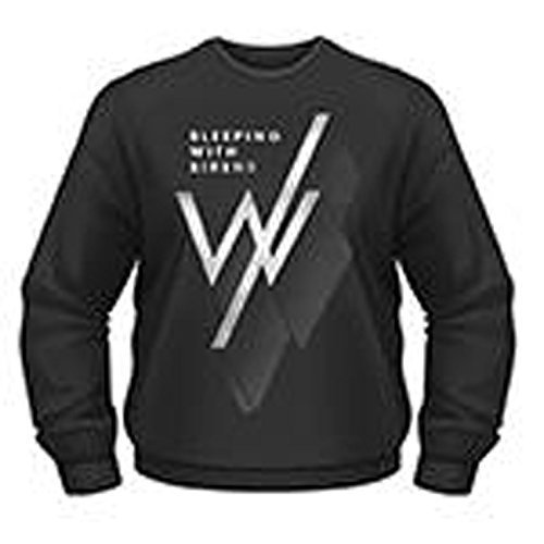 SLEEPING WITH SIRENS    ICON            Crew Neck Sweater  Small (Icon Sweatshirt Crew)
