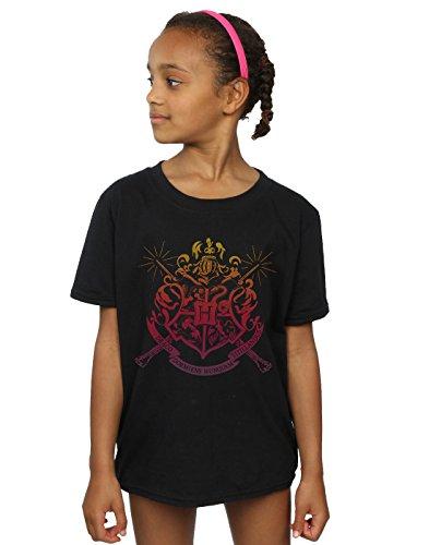 Harry Potter Girls Hogwarts School List T-Shirt