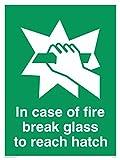 Viking signos sa407-a5p-ven caso de incendio