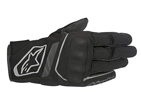 Alpinestars Syncro Drystar Waterproof Touchscreen Motorcycle Gloves - Black M