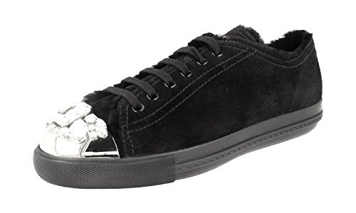 Miu-Miu-Womens-5E8557-Leather-TrainersSneaker