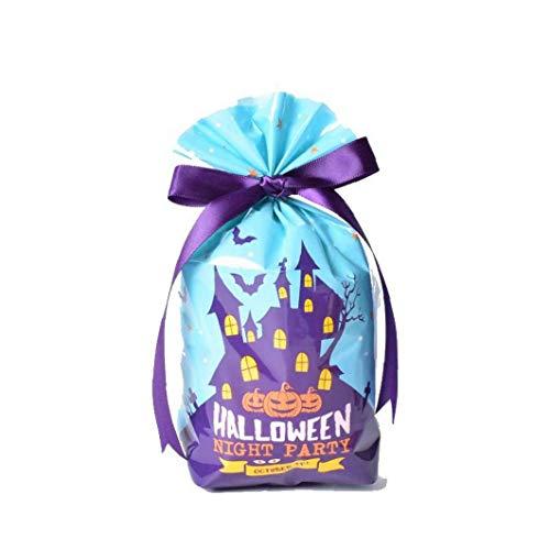 50Pcs / Set Halloween Beuter Trick Or