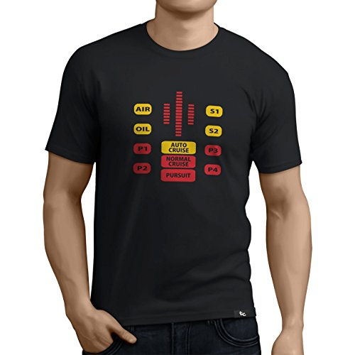 Tuning Camisetas – Camiseta Divertida para Hombre – Modelo Kitt