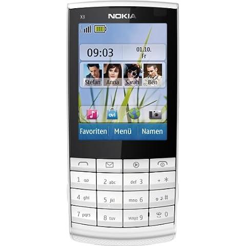 Nokia X3-02.5 - Móvil libre (pantalla 2.4
