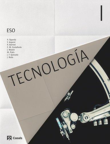 Tecnología I ESO (2015) - 9788421857557 por VV.AA.