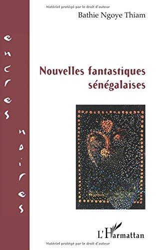 Nouvelles Fantastiques Sénégalaises
