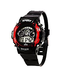 3754f25468cc5 Sky Mart New Arrival Special Collection New Arrival Sport Digital Round Dial  Sport Style Trendy Black