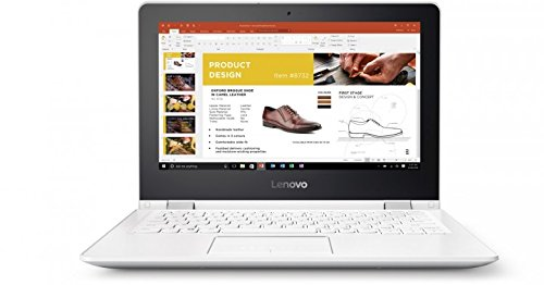 Lenovo Yoga 300-11IBR 80M100RTGE 360° 2-in-1 Notebook 11.6 Zoll HD N3060 2GB 32GB eMMC