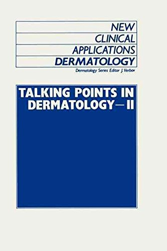 [(Talking Points in Dermatology: v. 2)] [Edited by Julian Verbov] published on (January, 1988)