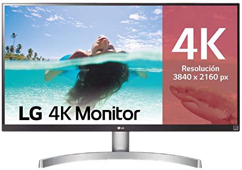 LG 27UK600-W - Monitor 4K UHD de 68