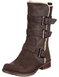 Clarks Norley Cedar 203473694 - Botines fashion de cuero para mujer