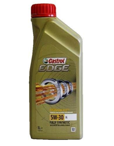 Castrol 107085 Edge 5W30Titanium 100% Kunststoff 1L -