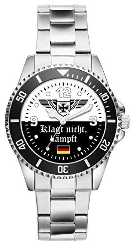Reloj de pulsera de las Fuerzas Armadas Alemanas, 2504