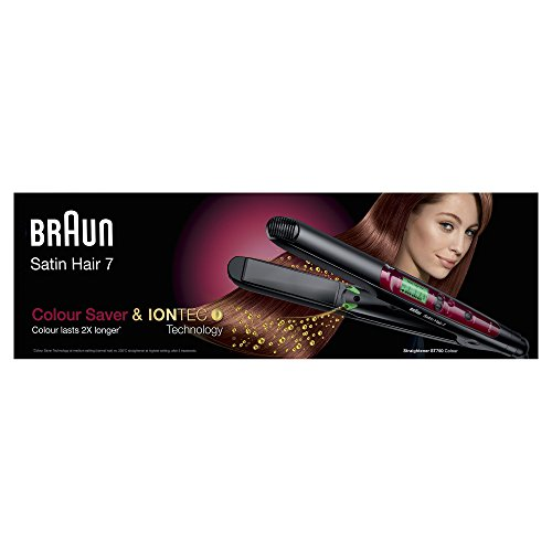 Braun Satin Hair 7 Colour ST750 Haarglätter - 5