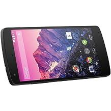 "LG NEXUS 5 D821 - Smartphone (12,7 cm (5""), 1920 x 1080 Pixeles, IPS, 2,26 GHz, Qualcomm Snapdragon, 2048 MB) Negro (importado)"