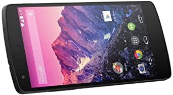 LG Nexus 5 UK Smartphone - Black (16GB)