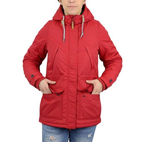 Derbe - Veste de sport - Femme Rouge - Rouge