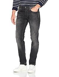 Pepe Jeans Zinc Blk, Pantalones Vaqueros para Hombre